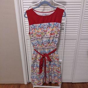Spruce and Sage Dress, Sz 14